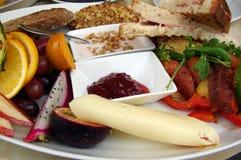 завтрак-обед Стоковое Фото