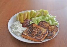 завтрак-обед Стоковое Изображение