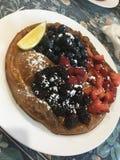 Завтрак дома Стоковые Фото