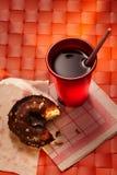 Завтрак после сна Стоковая Фотография RF