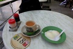 Завтрак Сингапура Стоковая Фотография RF