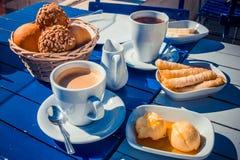 Завтрак Стамбула стоковые фото
