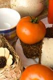 завтрак сырцовый Стоковые Фотографии RF