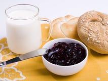 завтрак хороший Стоковая Фотография RF