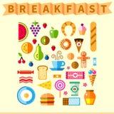 завтрак хороший Стоковое Изображение RF