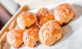 Завтрак хлеба Стоковое Фото