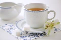 Завтрак, чай стоковое фото rf