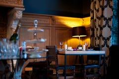 Завтрак Шампани Стоковое фото RF