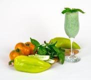 Завтрак для вегетарианца стоковые изображения rf