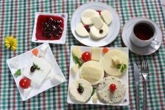 Завтрак Стоковое Изображение