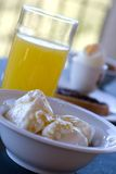 завтрак 2 здоровый Стоковые Фотографии RF