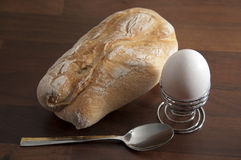 завтрак 2 Стоковое Фото