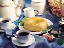 завтрак Стоковое Изображение RF