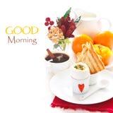 Завтрак. Стоковые Изображения RF