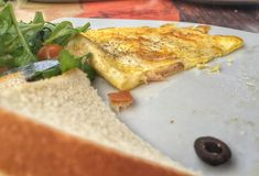 Завтрак стоковое фото rf