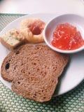 Завтрак стоковые изображения
