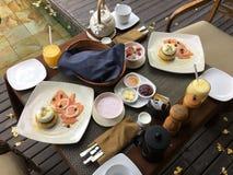 Завтрак стоковая фотография rf