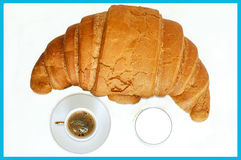 завтрак champions молоко Стоковое Изображение