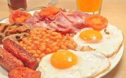 Завтрак Englsh Стоковое Изображение RF