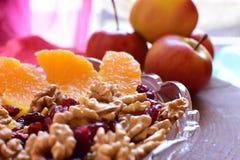 завтрак fruits здорово Стоковое Изображение RF