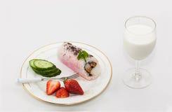 завтрак nutritious стоковые изображения rf