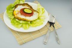 завтрак nutritious стоковое изображение