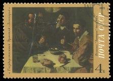 Завтрак Velazquez стоковое изображение rf