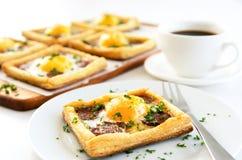 завтрак yummy Стоковое фото RF