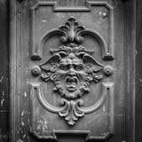 Загадочная дверь Стоковые Фото