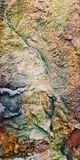 Загадочная сила Текстура естественного камня o ( стоковое изображение