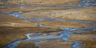 Загиб в реке Стоковая Фотография RF