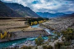 Загиб реки Стоковые Фотографии RF