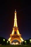 Эйфелеваа башня, Париж, франция Стоковые Изображения