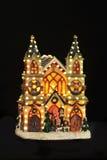 Загоранное украшение рождества Стоковая Фотография RF