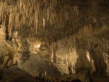 Загоранный интерьер подземелья Стоковые Изображения