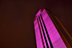 Загоренная книг-башня Стоковая Фотография RF