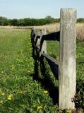 загородка длиной Стоковые Фотографии RF