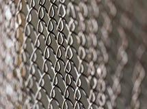 Загородка металла стоковые изображения rf