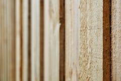загородка предпосылки деревянная Стоковая Фотография RF