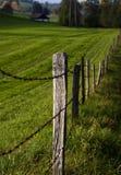 загородка стоковая фотография