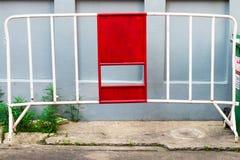 Загородки для дизайна и изолят украшения на предпосылке c стоковые изображения
