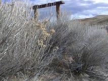 Загородки от прошлого стоковая фотография