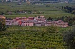 Загородные дома стоковое изображение rf