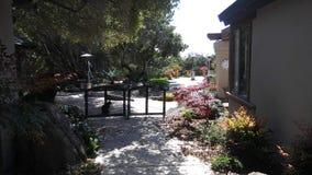 Загородный дом Калифорния стоковое изображение