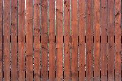 Загородка Брайна доск сосны Стоковые Фото