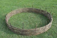 Загородка вербы Стоковая Фотография RF