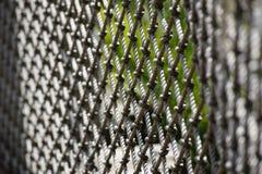 Загородка веревочки Стоковое Изображение
