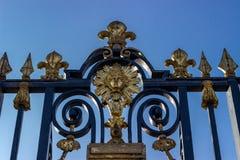 Загородка Версаль Стоковые Изображения RF