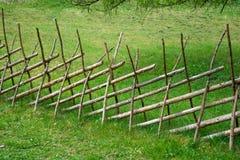 Загородка выгона Стоковая Фотография