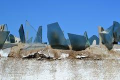Загородка кирпича Стоковая Фотография RF